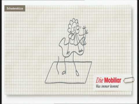 Mobiliar Schadenskizze Marilyn Youtube