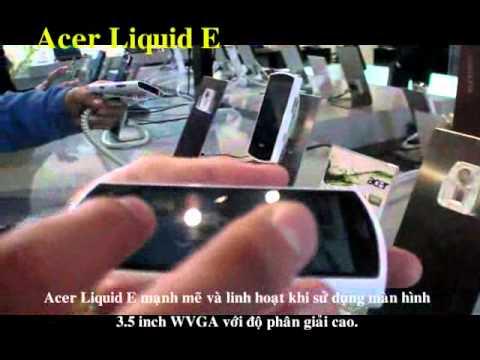 MEDASON - Acer Liquid E Review