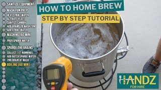 HOW TO BREW A DELICIOUS HOMEMADE BEER | HEFEWEIZEN BREWING TUTORIAL