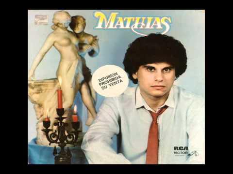 Mathias - Déjenla Que Llore Sola