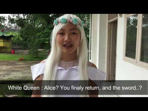 Alice In Wonderland Parody by Xaverians XS1