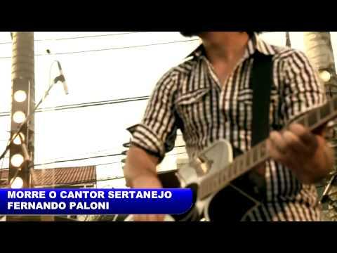 Morre o cantor sertanejo Fernando Paloni