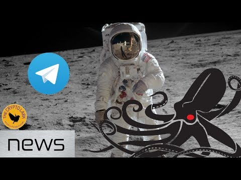 Bitcoin & Cryptocurrency News - NASA Taking ETH to Space, Telegram, & Kraken Talks Tough