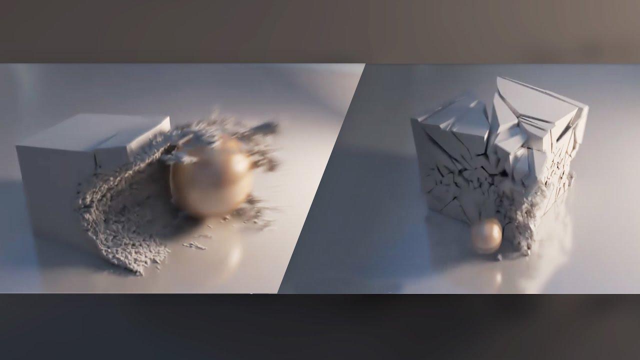 Blender Tutorial 9 Ways To Destroy Things Youtube