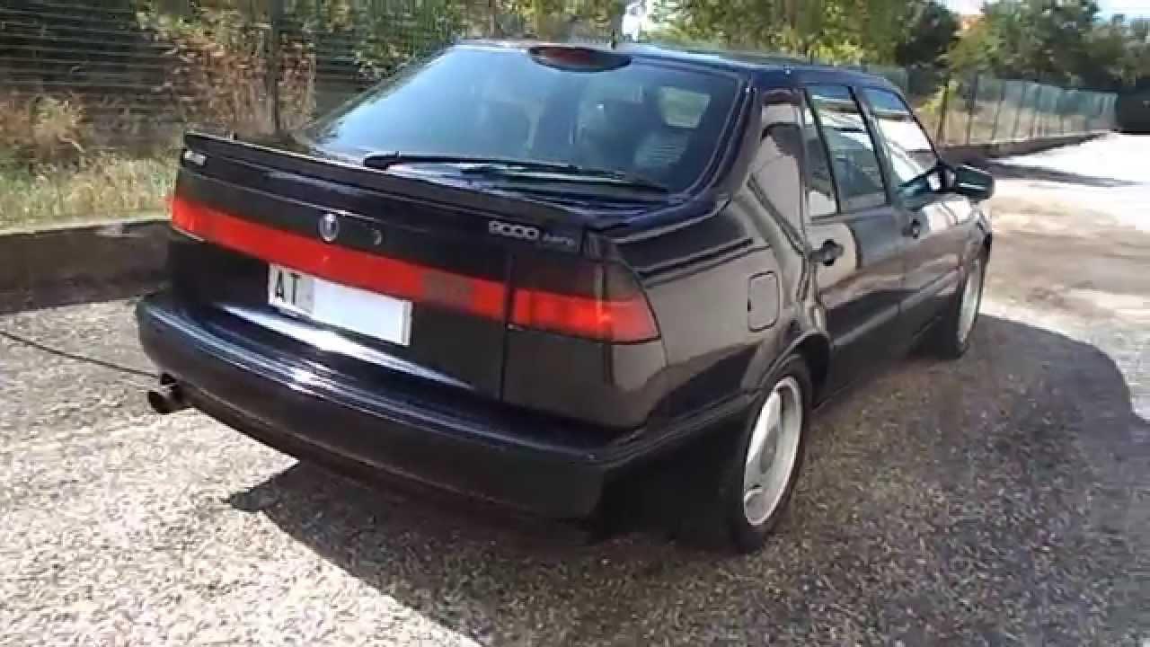 DSCN9019 SAAB 9000 TURBO AERO 1994 ISCRITTA ASI STORICA, CLIMA, PELLE,  TESTA MOTORE NUOVA