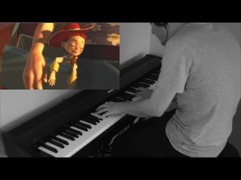 When She Loved Me from Toy Story 2 - Piano Cover