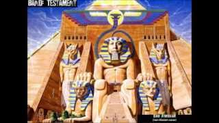 Testament - Powerslave (Iron Maiden cover)