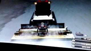Ski Region Simulator 2012 Gameplay