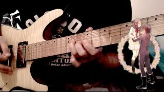 Repeat youtube video 【ノラガミ OP】Noragami OP「Goya no Machiawase」 (Guitar Cover)