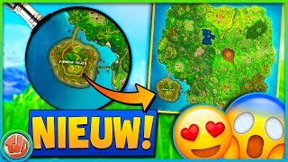 *NIEUW* PIRANHA PALACE MAP UPDATE!?! - Fortnite: Battle Royale