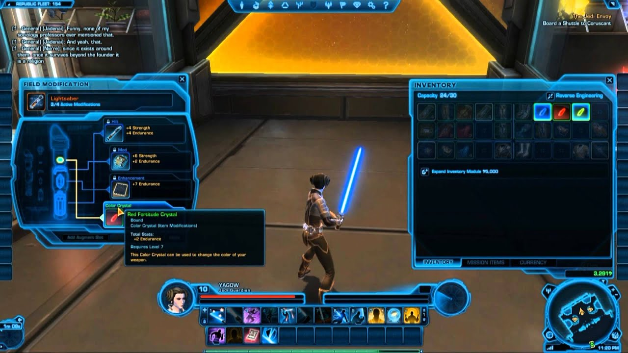 Craft Lightsaber Kotor