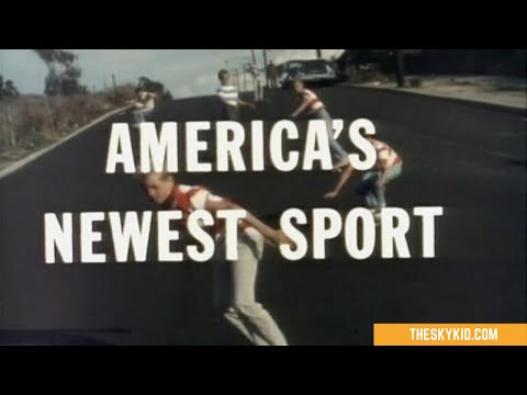 Americas Newest Sport 1962