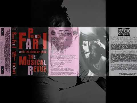 Prince Far I & Suns Of Arqa - Band On The Wall Manchester  - 1982