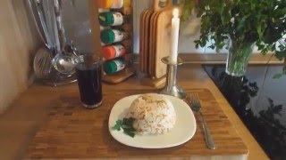 рассыпчатый рис, рис по турецки