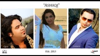 "Qais Ulfat - Shekeb Osmani - Ghezaal ""Ashiqi"" New Music Video 2013"