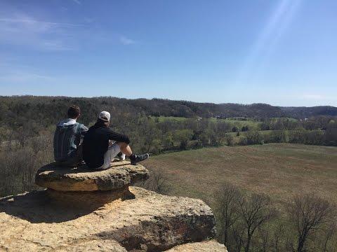 Nashville Trip  Vlog 001 
