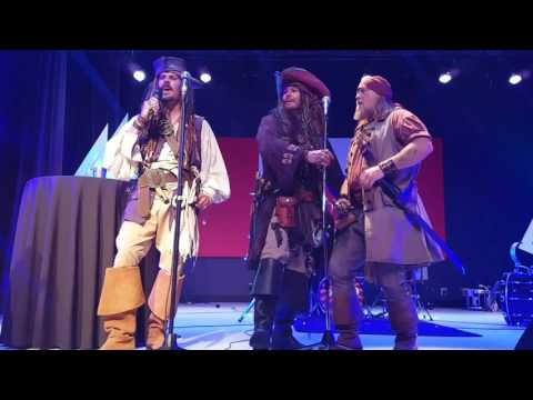Pirate Rendition of Barrett's Privateers