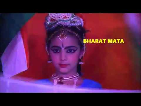 VANDE MATARAM Dance : CONCEPTS Stage Performance by Kids (Welcome Song) - MaaDurga Festival