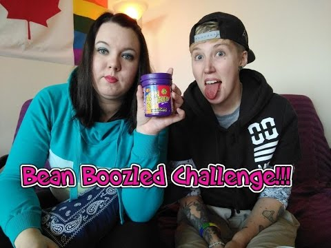 BEAN BOOZELED CHALLENGE | Feat. Kendra!| Just Simply Ashley