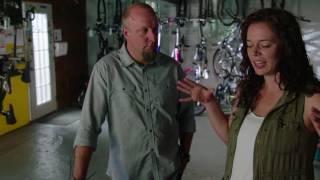 Mercedes-Benz USA - Tim & Becky O'Mara: Bearings Bike Shop
