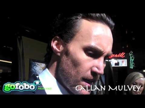 300: Rise of an Empire Premiere - Callan Mulvey (Scyllias)