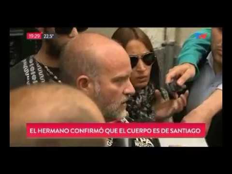 Es de Santiago Maldonado el cuerpo encontrado en el río Chubut