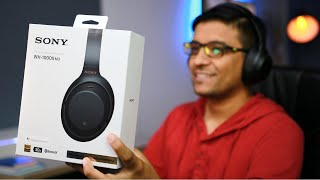 My New Headphones - Sony 1000X M3 Unboxing