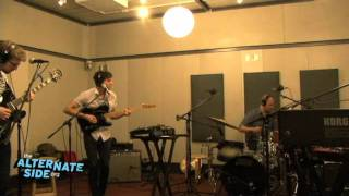 """The Antlers - """"Every Night My Teeth Are Falling Out"""" (Live at WFUV)"""