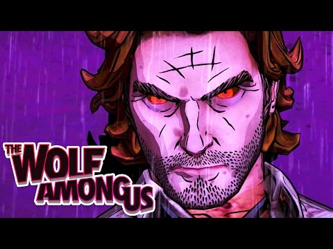 THE WOLF AMONG US!! (Episode 3, A Crooked Mile)