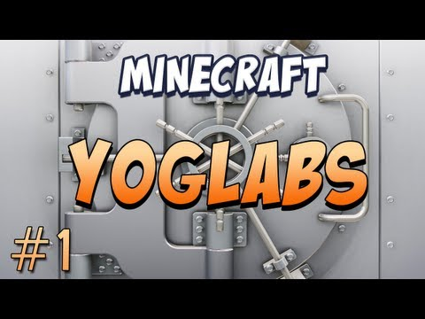Minecraft Mods - YogLabs Part 1 - Welcome to the Facility