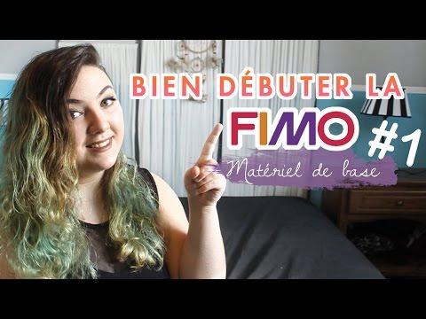 COMMENCER LA FIMO #1 : Le Matériel de base