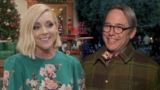 Where Will Matthew Broderick Hide Cue Cards? A Christmas Story Live! Cast Tells All