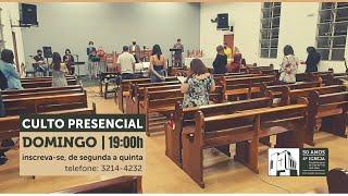 Culto Vespertino - 06/09/2020