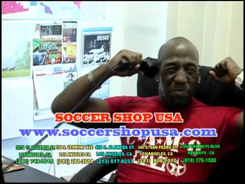 Soccer Shop USA English Commercial