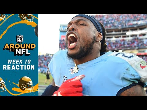 Around the NFL Sunday Week 10 Reaction Show