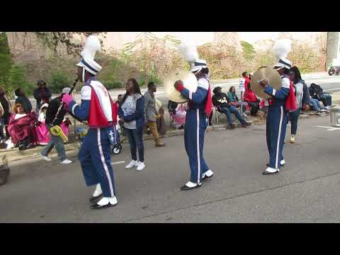 Center Point High School Marching Band | Marching At Magic City Classic Parade | 2018 |