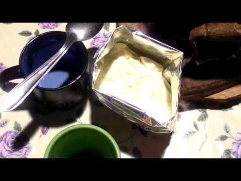 Preparacion de Leche en Polvo sin Grumo