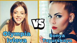 Sonya Tayurskaya vs Olympia Ivleva (Little Big Russian Rave Band Members) Comparing Biography&Facts.