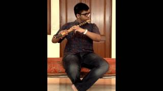 VANDE MATRAM - The National Song ( flute cover )