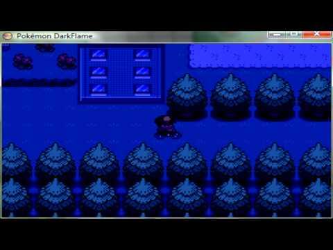 RPGMaker Xp - Pokemon DarkFlame FireRed Remake BETA 4.0