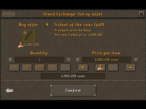 200k Profit For 5 Mins Work?! - OSRS Money Making Guide