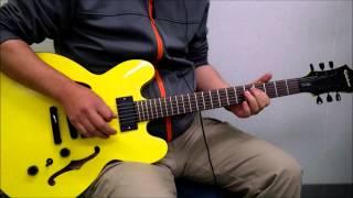 Soundgarden - Bones Of Birds (Guitar Cover)