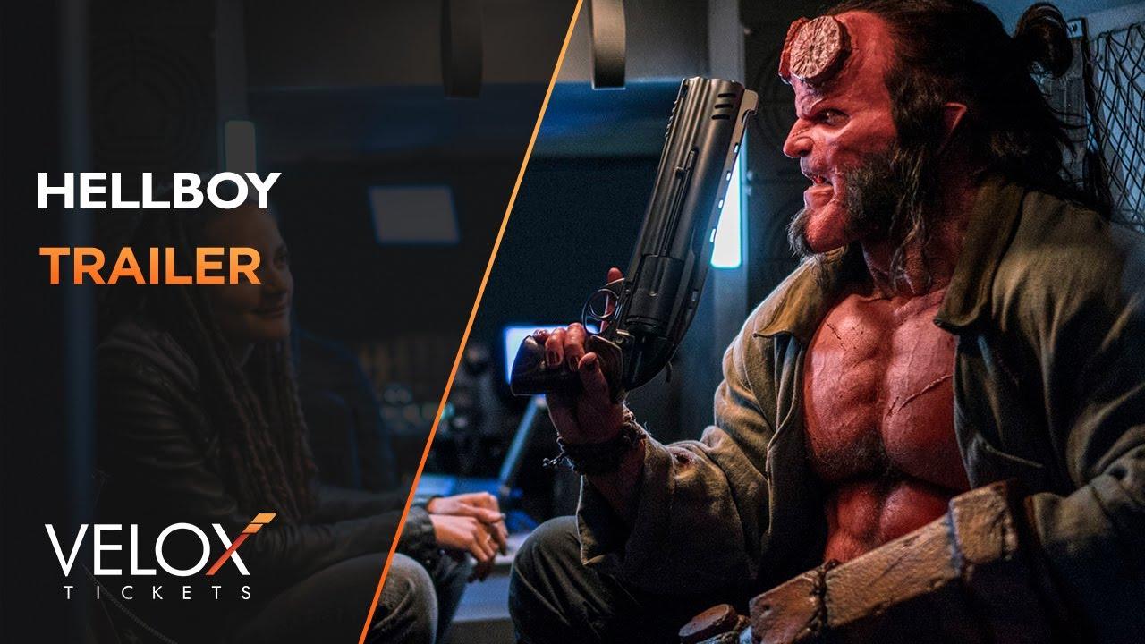 Hellboy | Trailer (Legendado)