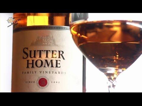 Sutter home family vineyards California 2010 White Zinfandel
