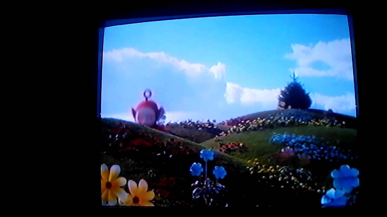 Closing To Go Exercise With The Teletubbies 2001 VHS