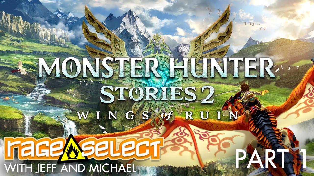 Monster Hunter Stories 2: Wings of Ruin (The Dojo) Let's Play - Part 1