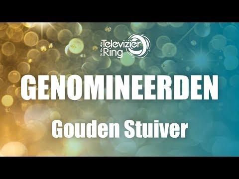 Dit zijn de 3 genomineerden voor de Gouden Stuiver!