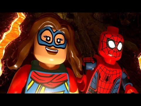 Lego Marvel 2 part 11 (Immortal Iron Fist)
