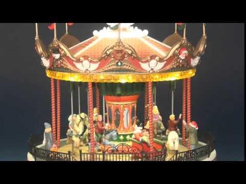 Lemax Christmas: Santa Carousel 34682