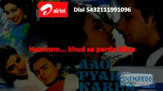 Bollywood Best Song Caller Tune  | Chand Se Parda| Aao Pyar Karen